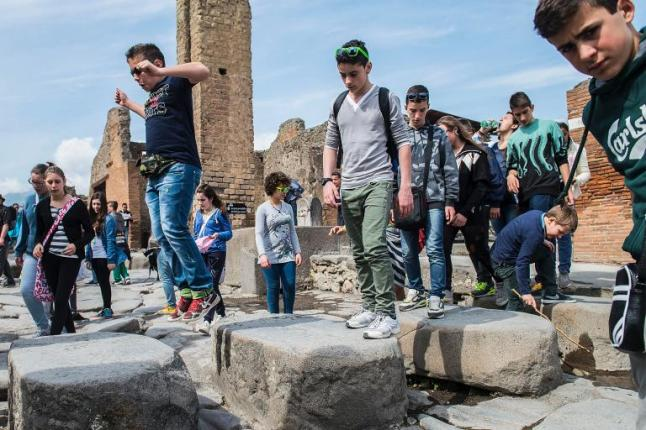 pompeii jump